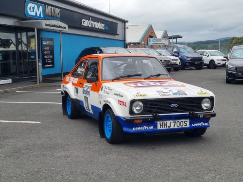 Ford Escort Mk2 2.0 BDG (SORRY NOW SOLD)