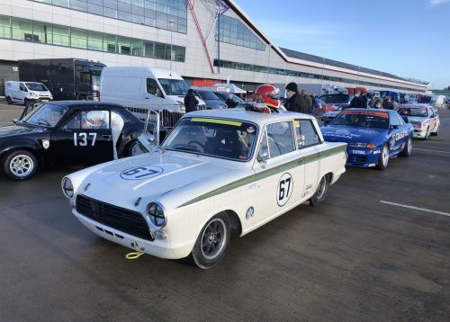 Lotus Cortina FIA Appendix K Race Car